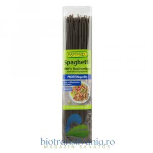 Spaghetti BIO din Hrisca Integrala Fara Gluten, 250g Rapunzel