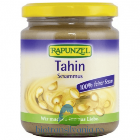 Pasta  BIO Susan Tahini Raw Vegan 250g Rapunzel
