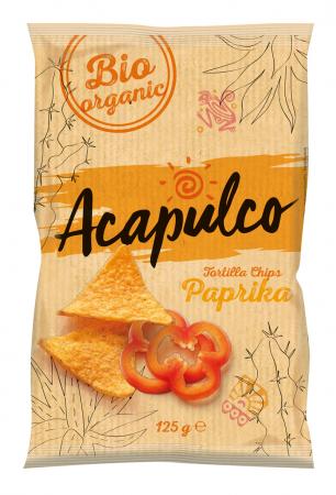 Tortilla chips cu boia
