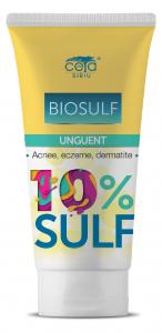 Unguent 10% Sulf  Ceta Sibiu  50 ml
