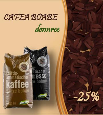 REDUCERE CAFEA BOABE DENNREE