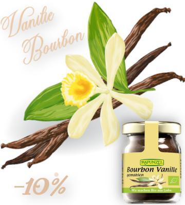 vanilie bourbon