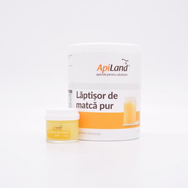 Laptisor de matca pur conventional -Cutie izoterma- 10g 0