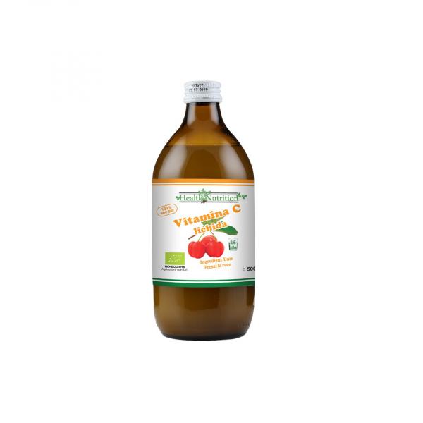 Vitamina C lichida- 500 ml Bio 0