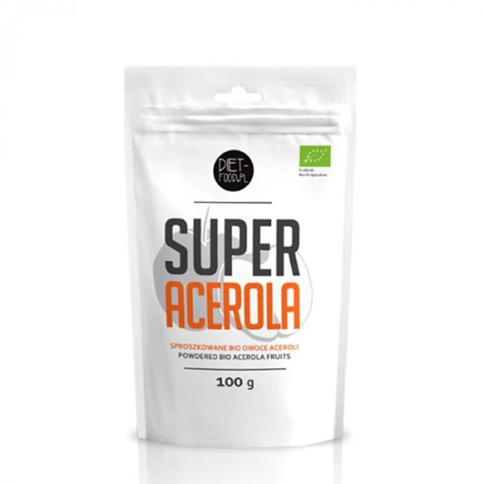 Acerola - pulbere bio 100g 0
