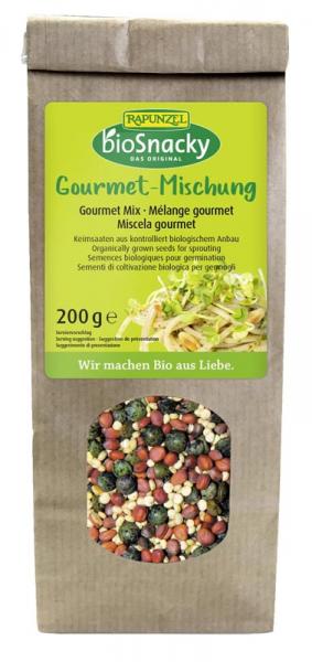 Amestec Gourmet de seminte pentru germinat eco 200 g 0