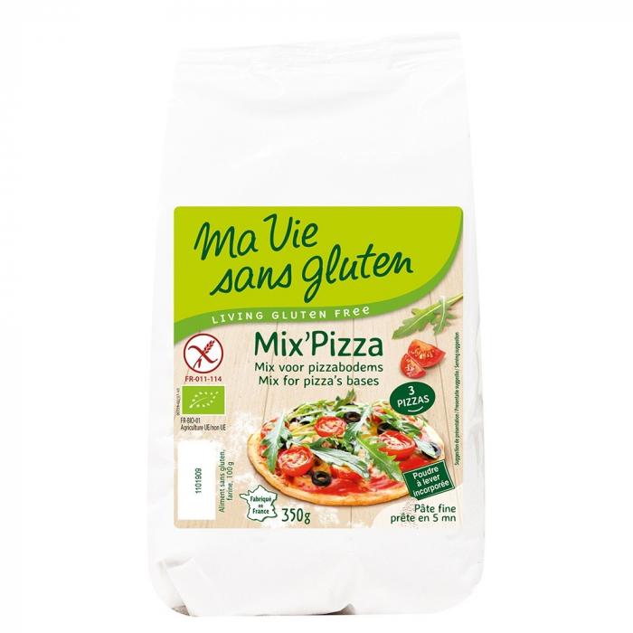 Amestec pentru pizza - fara gluten 350g [0]