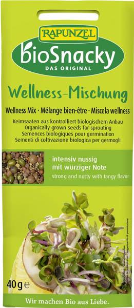 Amestec Wellness de seminte pentru germinat   40g [0]