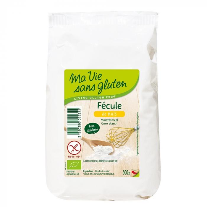 Amidon de porumb fara gluten 500g [0]