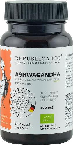 Ashwagandha 60 capsule 29.7 g 0
