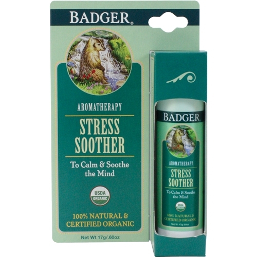 Balsam aromaterapie, Tension Soother, Badger 17 g 0