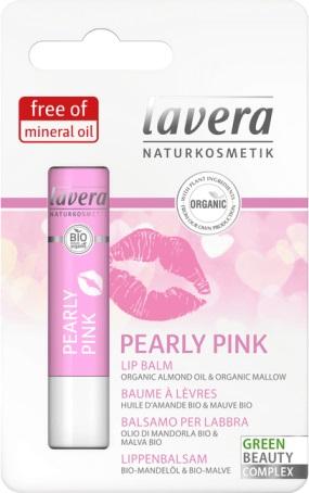 Balsam de buze Pearly Pink 4,5g [0]