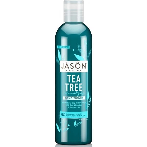Balsam de par tratament cu tea tree, pt scalp iritat, 227g, Jason [0]