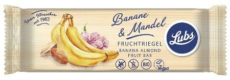 Baton cu banana si migdale FARA GLUTEN 40 g 0