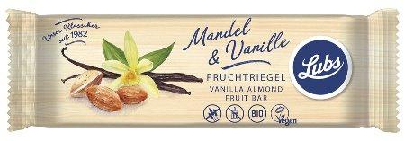 Baton cu migdale si vanilie FARA GLUTEN  40 g 0