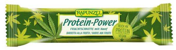 Baton proteic din fructe cu canepa FARA ZAHAR 30 g 0