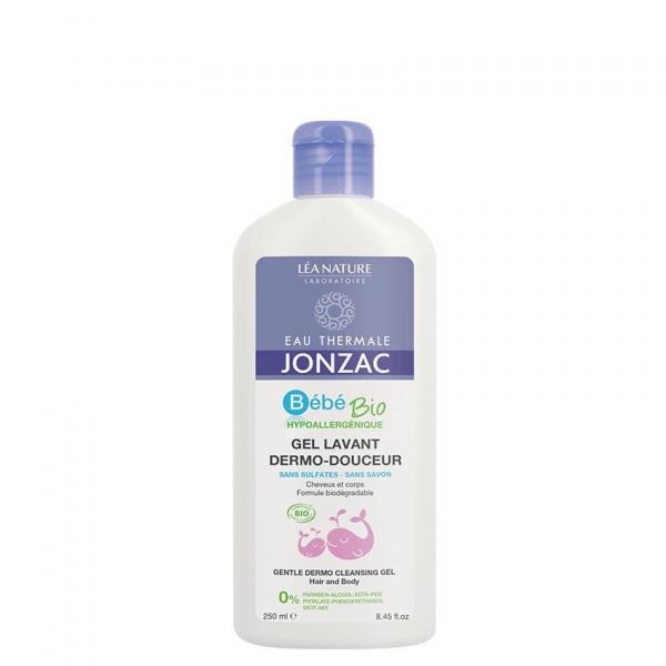 Bebe - Gel de curatare delicat 250ml, Jonzac [0]