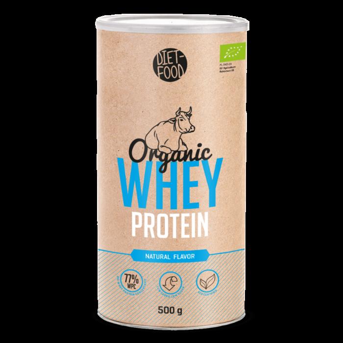 Bio Proteina din zer 500g 0
