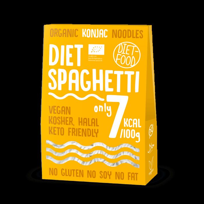 Bio SHIRATAKI Spaghetti 300g 0