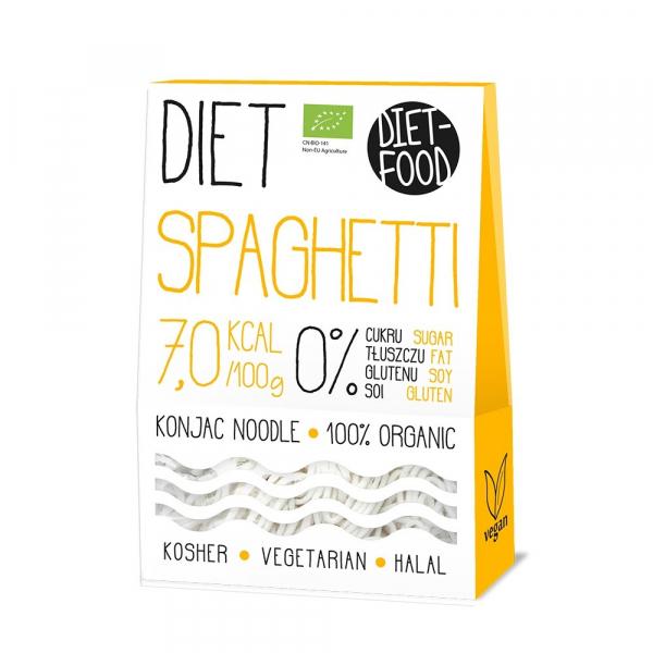Bio SHIRATAKI Spaghetti 300g, Diet-Food 0