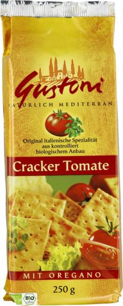 Biscuiti Crocanti cu Tomate si Oregano 250 g [0]