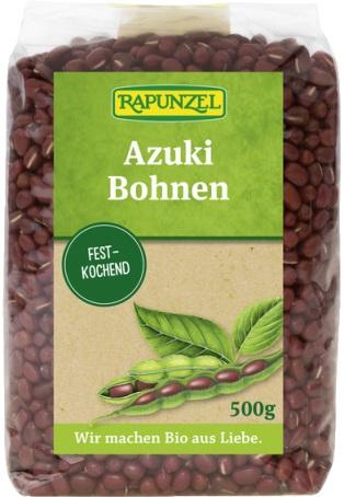 Fasole Azuki Bio 500g 0