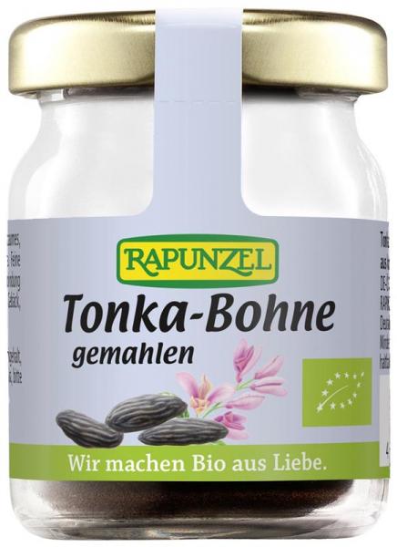 Boabe Tonka macinate 10 g 0
