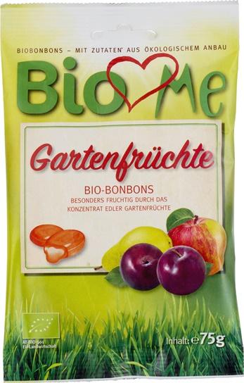 Bomboane cu fructe de gradina FARA GLUTEN 75 g 0