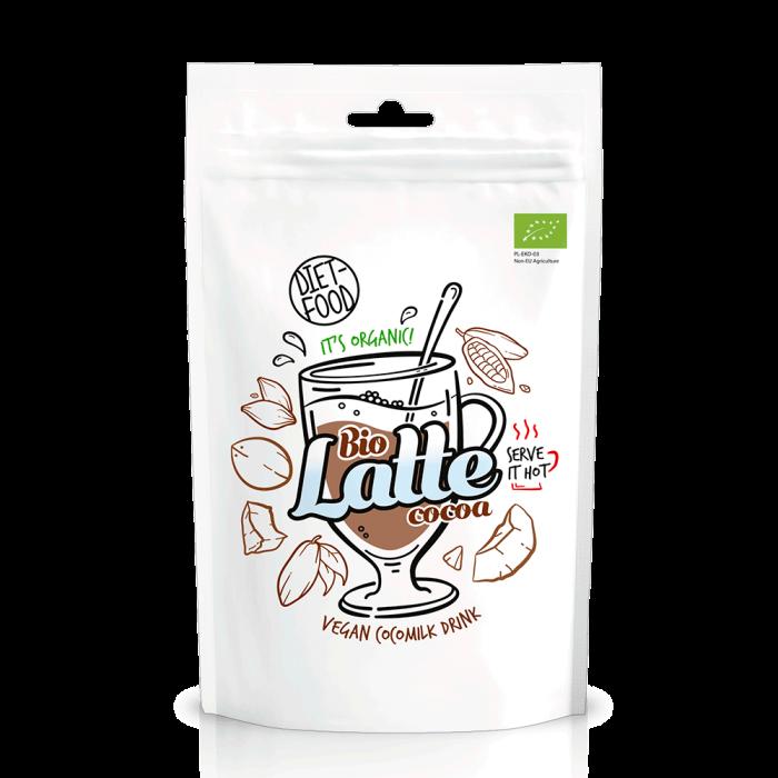 Cacao Latte bio vegan 200g 0