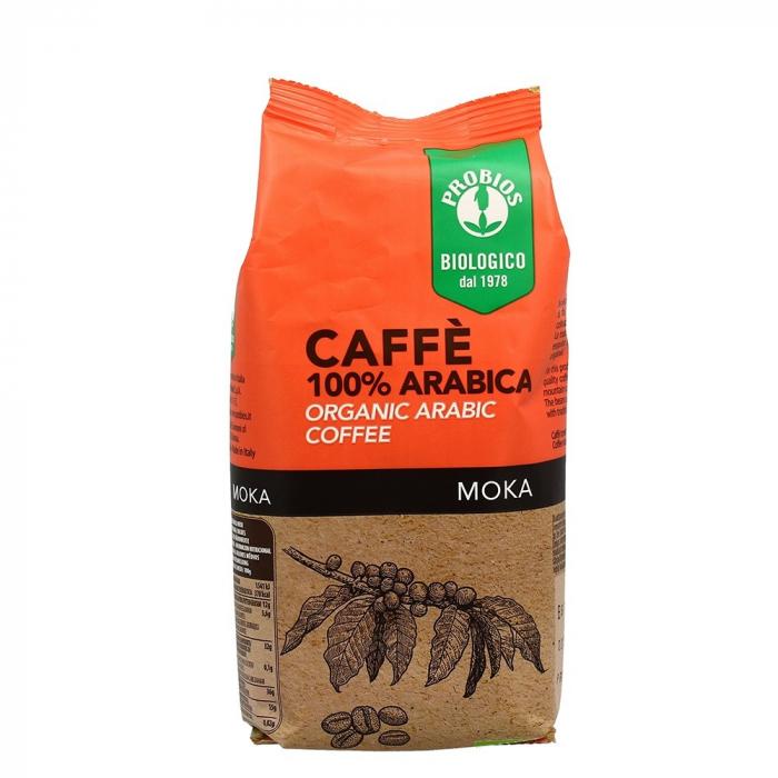 Cafea bio 100% arabica 250g 0