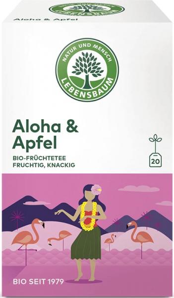 Ceai Aloha & Mar x20 plicuri 40 g 0