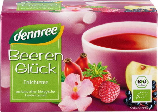 Ceai cu fructe de padure 20 plicuri 40 g 0