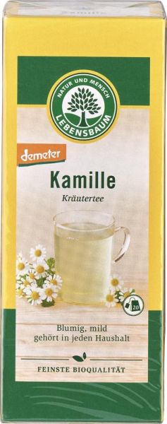 Ceai de musetel x20 plicuri 30 g [0]