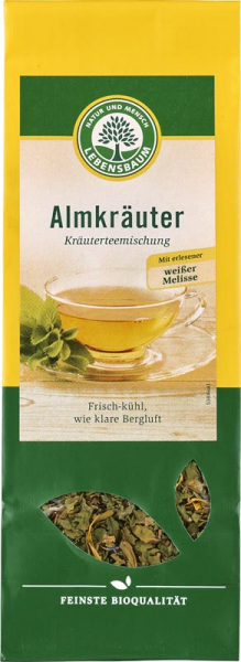 Ceai din ierburi alpine 30 g 0