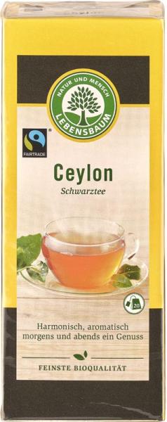 Ceai negru Ceylon 40g 0