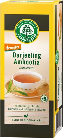 Ceai negru Darjeeling x20 plicuri 40 g [0]