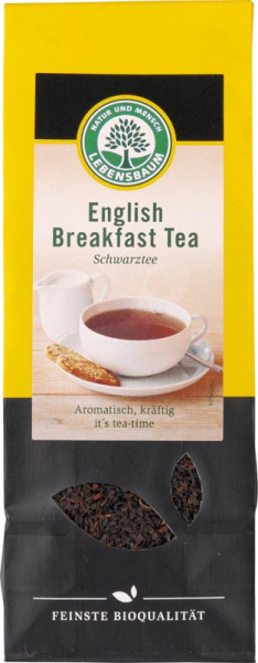Ceai negru Englezesc Lebensbaum 100g [0]