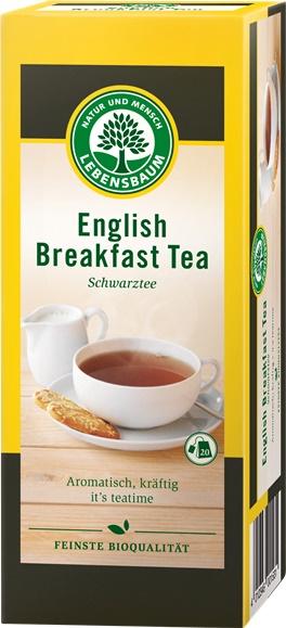 Ceai negru Englezesc pentru micul dejun x20 plicuri 40 g 0
