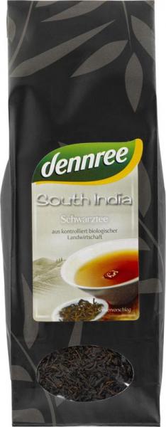 Ceai negru India ecologic 100g [0]