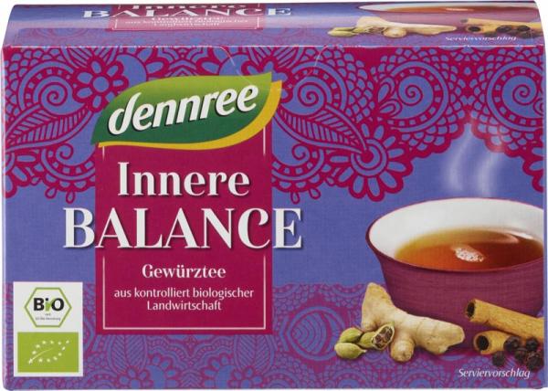 Ceai bio pentru echilibru interior 40g 0