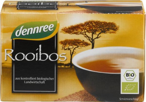 Ceai Rooibos Bio 30g 0