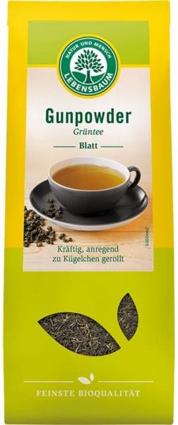 Ceai verde Gunpowder China 100 g 0