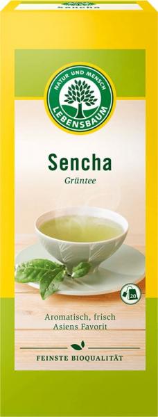 Ceai verde Sencha x20 plicuri 30 g 0