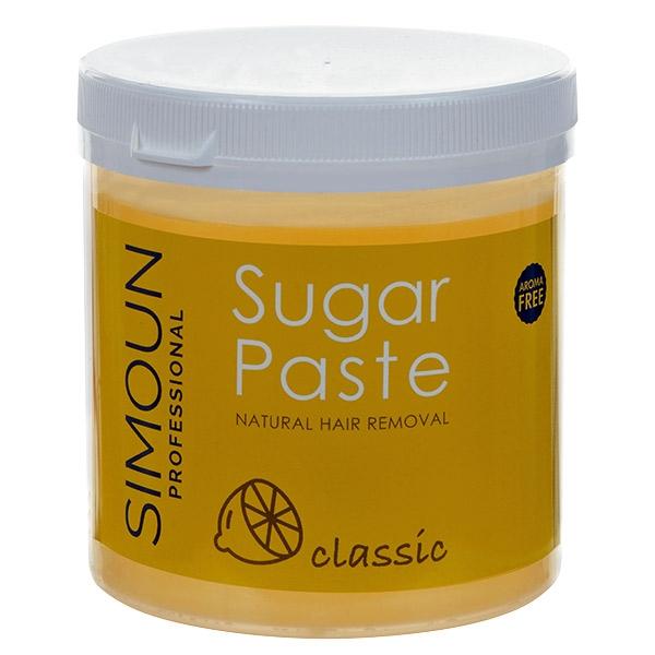 Ceara naturala de zahar pentru epilare gel, 1kg, Simoun [0]