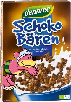 Cereale ursuleti de ciocolata 250 g 0
