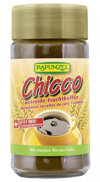 Chicco Instant cafea din cerale si fructe pentru copii 80 g 0