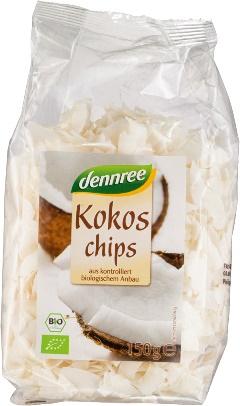 Chipsuri de cocos 150 g [0]