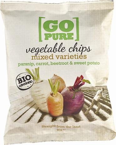 Chipsuri din legume 90 g 0