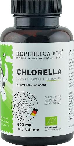 Chlorella 300 tablete 120 g 0