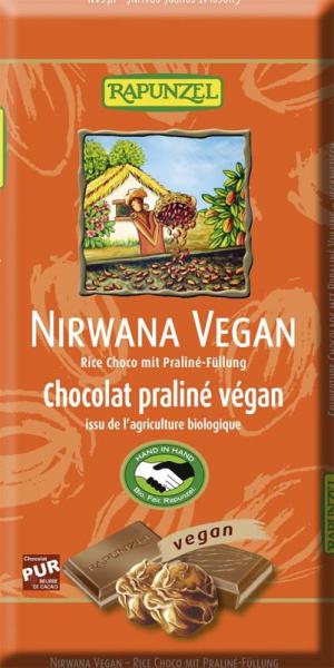 Ciocolata bio Vegana Nirwana 100g [0]